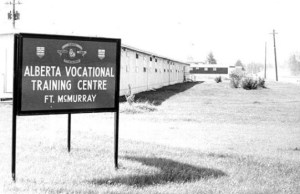 Picture of Former Alberta Vocational Training Centre