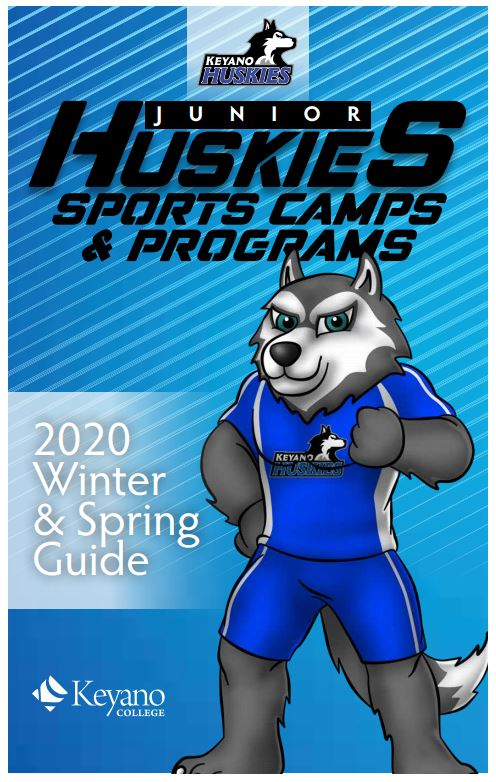 junior huskies brochure
